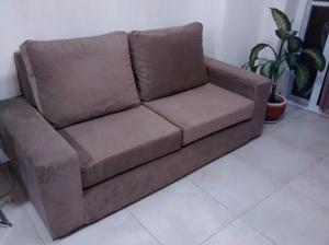 SOFA MODERNO IMPECABLE