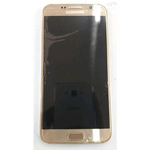 Samsung galaxy s6 flat gold