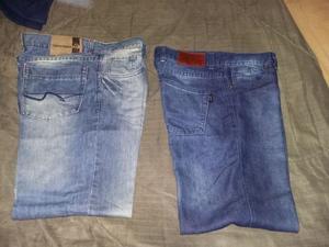 Vendo 2 pantalones talle 16 y 18 nuevos en perfecto estado