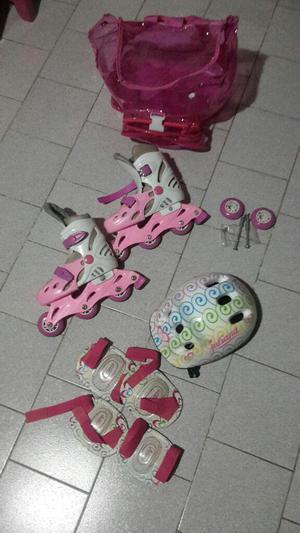 Vendo Rollers para Nena