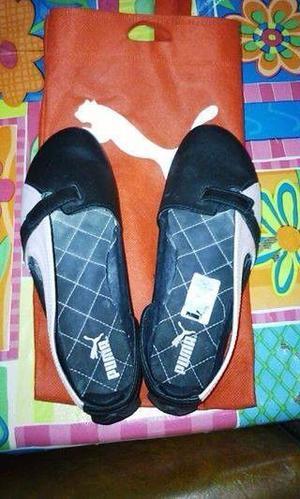Vendo zapatillas/chatitas PUMA