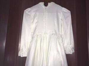 Vestido para nena (cortejo de novia o de fiesta)