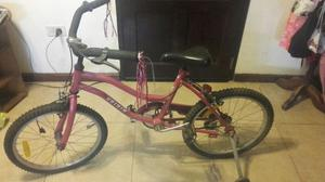 Bicicleta niña, Rodado 20!! vendo urgente!!