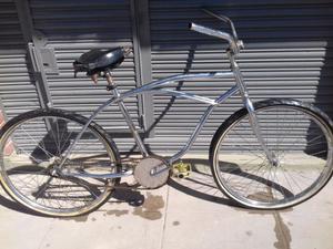 Bicicleta playera.pedales shimano