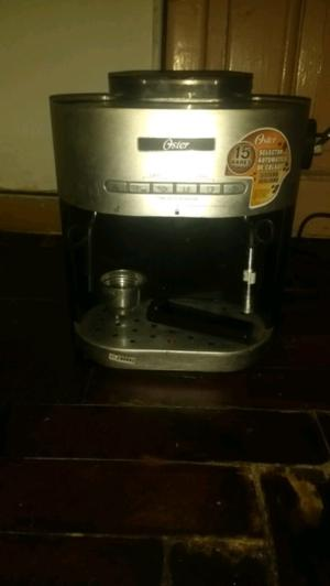 Cafetera express Oster