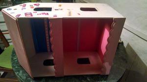 Hermosa casita para muñecas