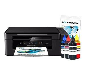 Impresora Multifuncion Epson Lcc Tinta Premium Imprek