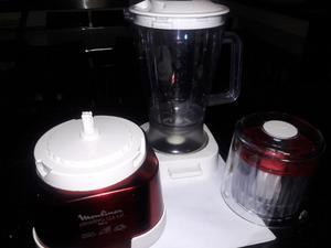 Licuadora Y Picadora Moulinex xxl Casi Nueva sin uso