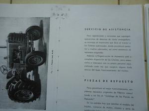 Manual Fiat Someca M-45 Uso y Mantenimiento