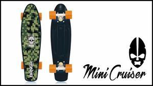 Mini Cruiser Longboard 24 Penny Surf Skate Banga