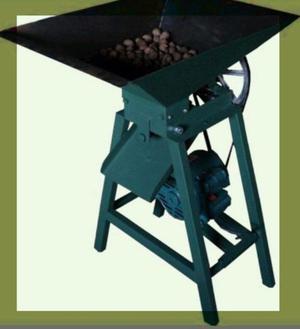 Máquina peladora de nueces, avellanas y almendras