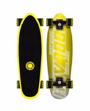 Skates & Longboards Moolahh - Mini Cruiser Línea Neon