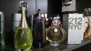 Ventas de perfumes importados por mayor y menor