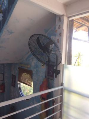 Turbo ventiladores kenwood 3 velocidades posot class - Ventiladores de pared ...