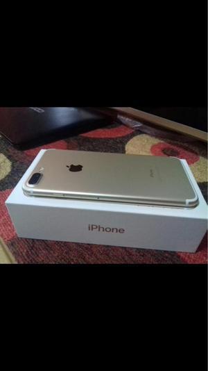 iPhone 7 Plus de 128Gb Color Dorado