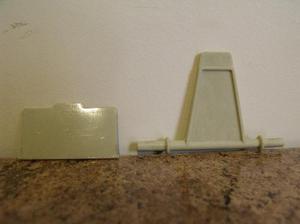 playmobil -elevador caja volcadora y tapa caja herramientas