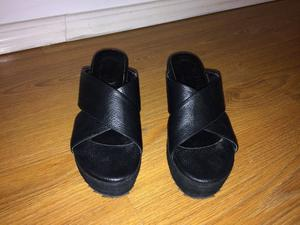 vendo sandalidas nro 37