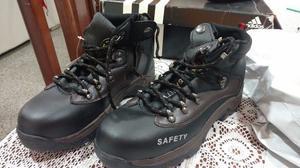vendo zapatos de seguridad con punta de acero