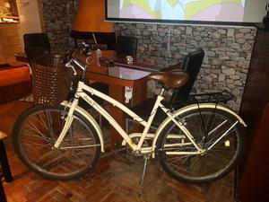 Bicicleta playera de mujer olmo amelie