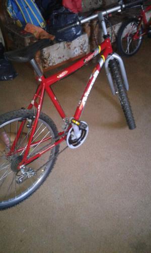 Bicicleta tomaselli rod 26