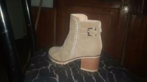 Botas mujer talle 37