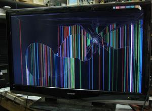 Compro su tv sin funcionar
