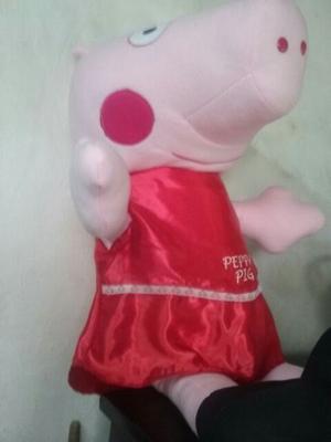 PELUCHE PEPA PIG DE UN METRO