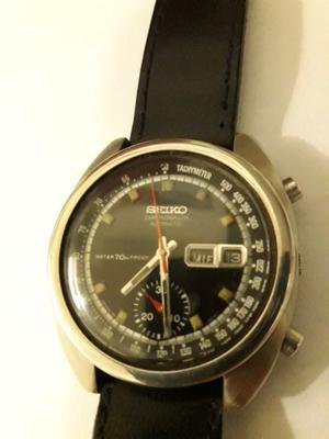 Reloj seiko cronografo automático modelo  Japón