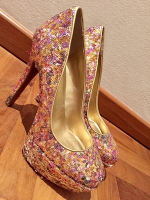 Zapatos JESSICA SIMPSON SIN USO
