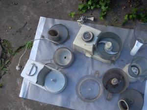accesorios de procesadora yelmo y otros