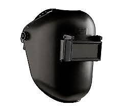 mascara para soldar con vidrio rebatible
