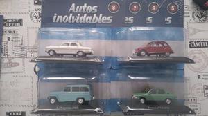 AUTOS INOLVIDABLES SALVAT