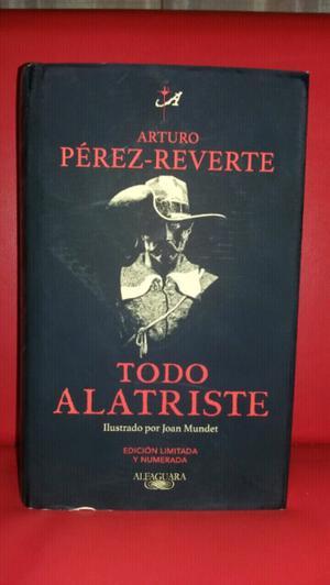Arturo Perez-Reverte Todo Alatriste Edicion Limitada y