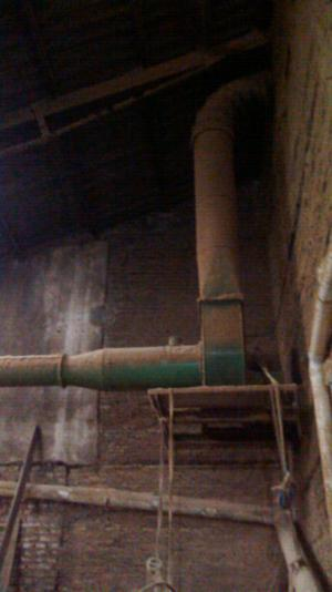Aspiradora carpinteria industrial