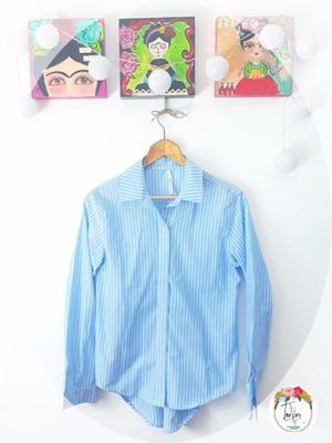 Camisa rayada 4