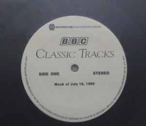 LP - BBC Classic tracks, Led Zeppelin, ELO, Robert Palmer,