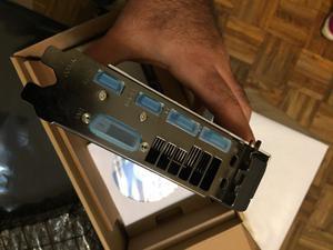 Placa de video Amd Radeon RXGB nueva