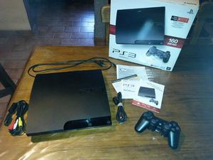 Play Station 3 Slim 160GB Impecable Estado