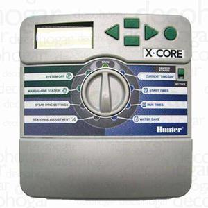 Programador Riego Hunter Automatico Xcore 4 Estaciones