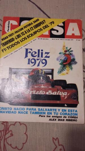 Revista corsa road test Ford Falcon Futura 3,6