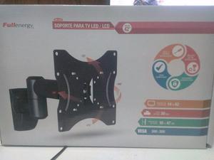 """SOPORTE PARA TV LED / LCD HASTA 42"""" tamaño de pantalla de"""