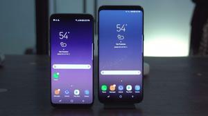 Samsung Galaxy S8 y S8 Plus Nuevos 64 gb 4 ram Caja Garantia
