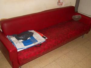 Sill n cama 2 cuerpos con placas de posot class for Sillon cama usado