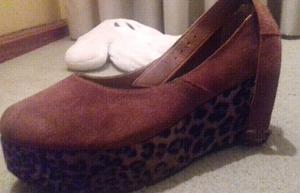 Vendo zapatos NUEVOS cuero