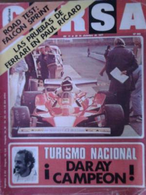 revista corsa nro 602 road test ford falcon sprint