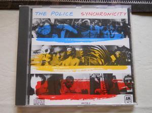 the police - synchronicity cd original importado