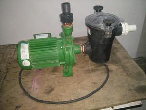 Bomba de Agua Czerweny Z2 Trifasica 1 HP