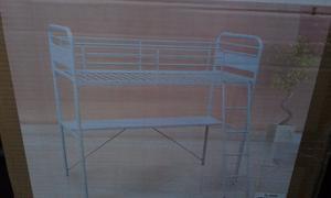 Cama marinera con escritorio