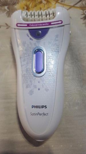 Depiladora / Recortadora Philips Satin Perfect Con Luz Led