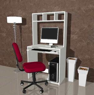 Escritorio / Mesa De Pc / Muebles De Oficina / Fabrica 65